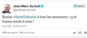ayrault twitt