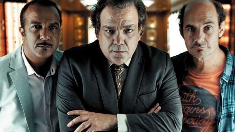 Didier Bourdon, Bernard Campan et Pascal Légitimus, qui ont réussi leur retour sur le grand écran avec «Les trois frères, le retour» figurent devant le pape François (85%) et Dany Boon (84%).