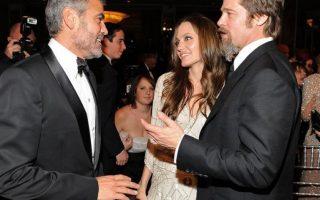 « C'était l'idée de Brad d'inclure George, mais il était choqué quand il a accepté. Maintenant il a commencé à l'appeler révérend George Clooney. Il prend ça très au sérieux et a vraiment commencé à discuter de quel genre de services ils aimeraient», relaie une source au journal britannique.