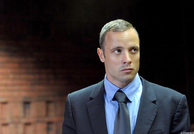 L'athlète sud-africain est jugé pour le meurtre de sa compagne, Reeva Steenkamp, le 14 février 2013.