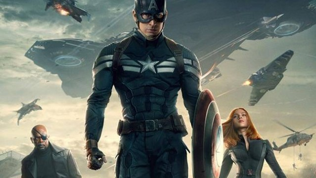 Captain America 2 conserve la tête du box-office français !