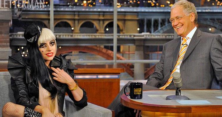 Lady Gaga en mode très étrange