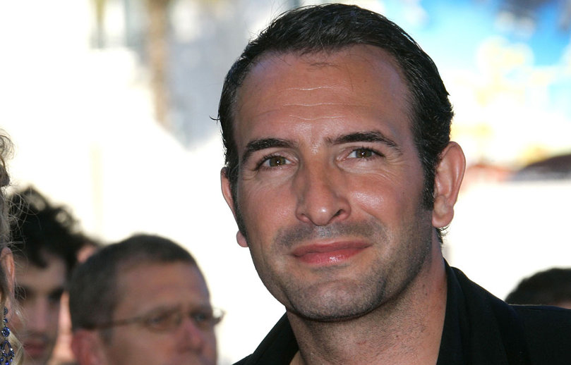 Jean dujardin officialise sa relation avec nathalie for Jean dujardin couple 2014