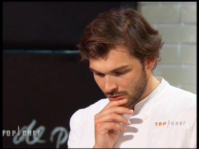 Thibault Sombardier - Finaliste de Top Chef 2014