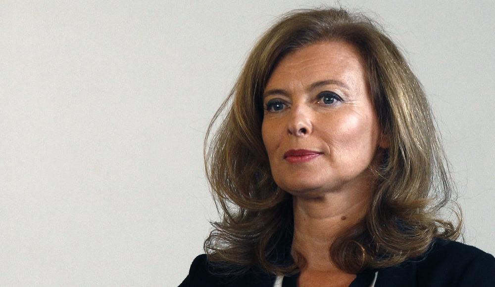 Valérie Trierweiler: «Je n'avais pas choisi d'être Première dame»