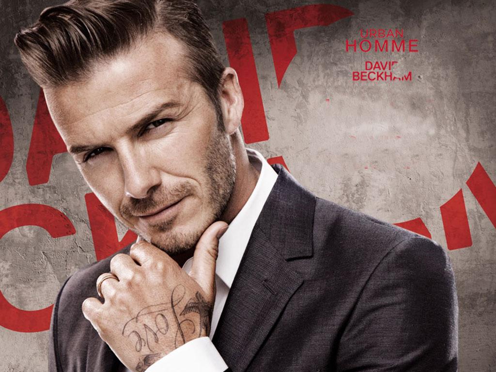 David Beckham va lancer une ligne de vêtements pour hommes