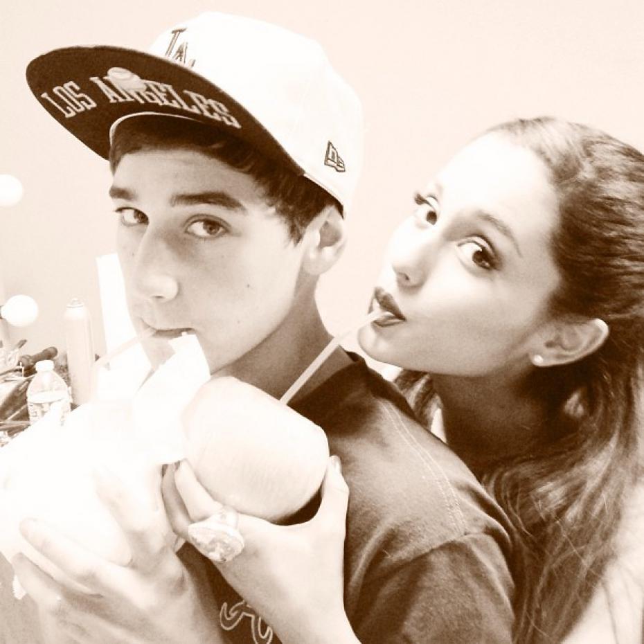 Ariana Grande et Jai Brooks de nouveau ensemble !