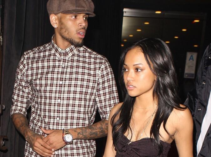 Chris Brown-Karrueche Tran : Qui est cette femme à la base de leur dispute ?