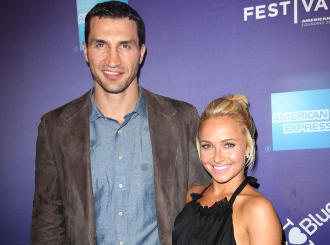 Hayden Panettiere et Wladimir Klitschko attendent un heureux événement !
