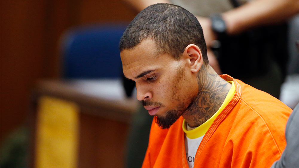 Chris Brown de retour au tribunal !