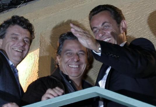 Christian Clavier a souffert à cause de son amitié avec Sarkozy