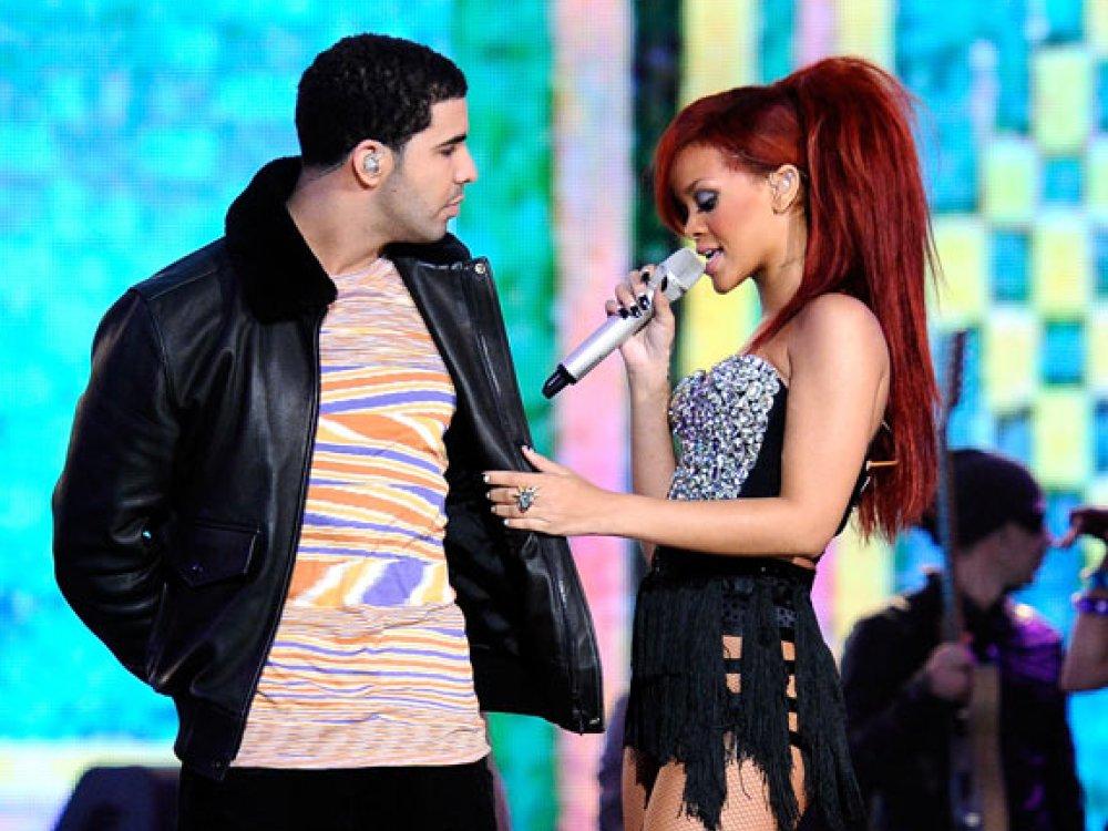 Drake et Rihanna, rien que des amis…
