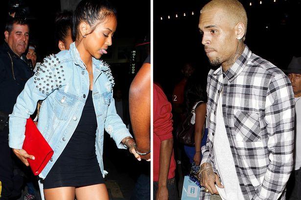 Chris Brown, de qui parle-t-il dans sa nouvelle chanson ?