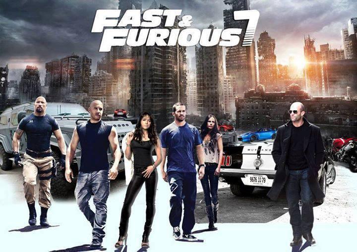 Fast and Furious 7 bientôt en salle : l'équipe du film remercie les fans !