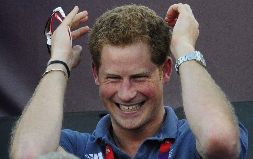 Le Prince Harry déteste Twitter !