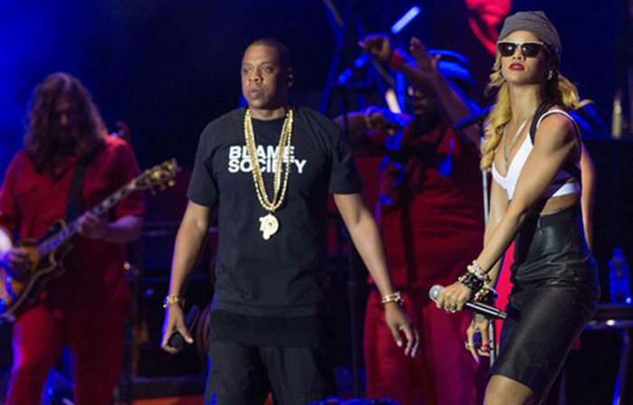 Rihanna serait-elle jalouse de Beyoncé ?