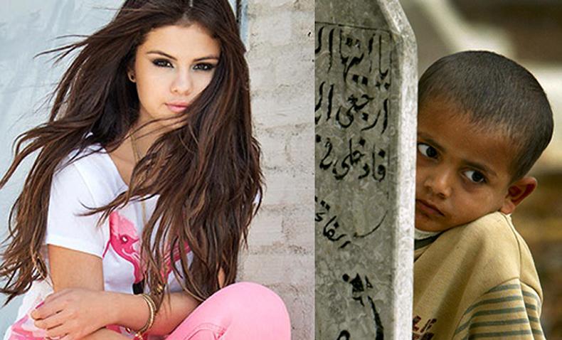 Selena Gomez, son message sur Gaza explose son Instagram