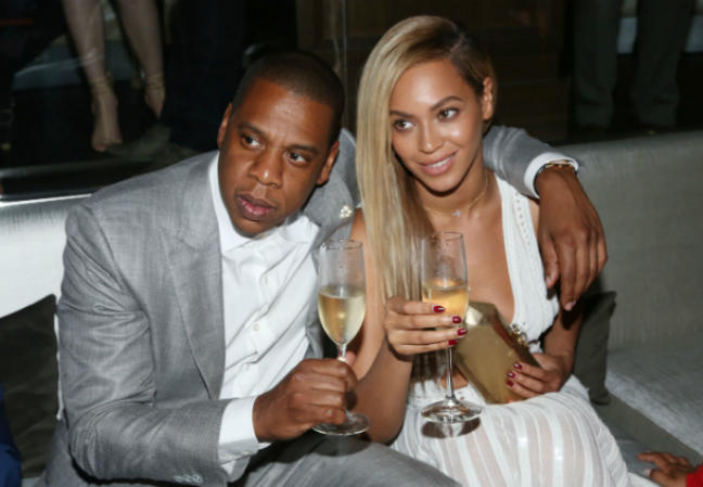 Beyonce et Jay,z, invités au mariage de Brad Pitt et Angelina Jolie !