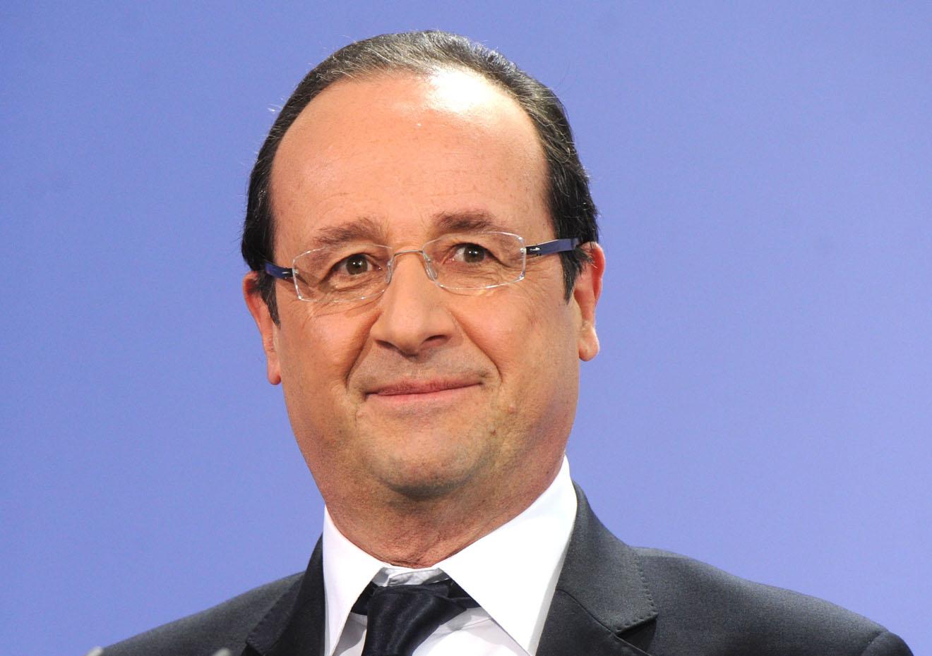 François Hollande a l'impression de participer à une émission de téléréalité depuis 2012 !