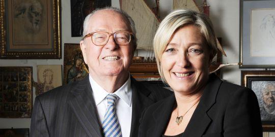 Jean-Marie Le Pen : «J'ai été blessé par ma fille»