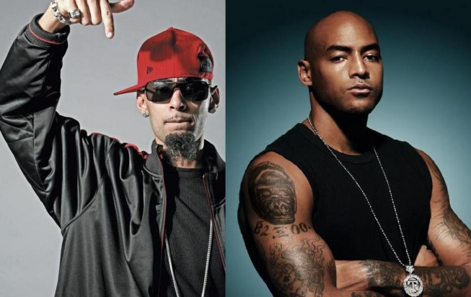 Booba continue de faire passer La Fouine pour un « pointeur » ! (Photo)