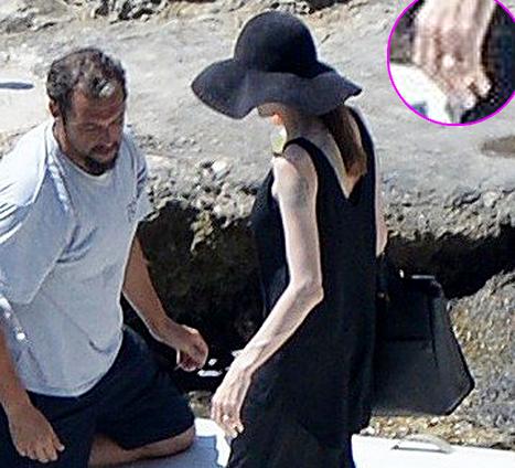 Angelina Jolie brad pitt 1