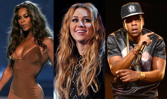 MTV VMA 2014 : Miley Cyrus vs Beyoncé et Jay-Z