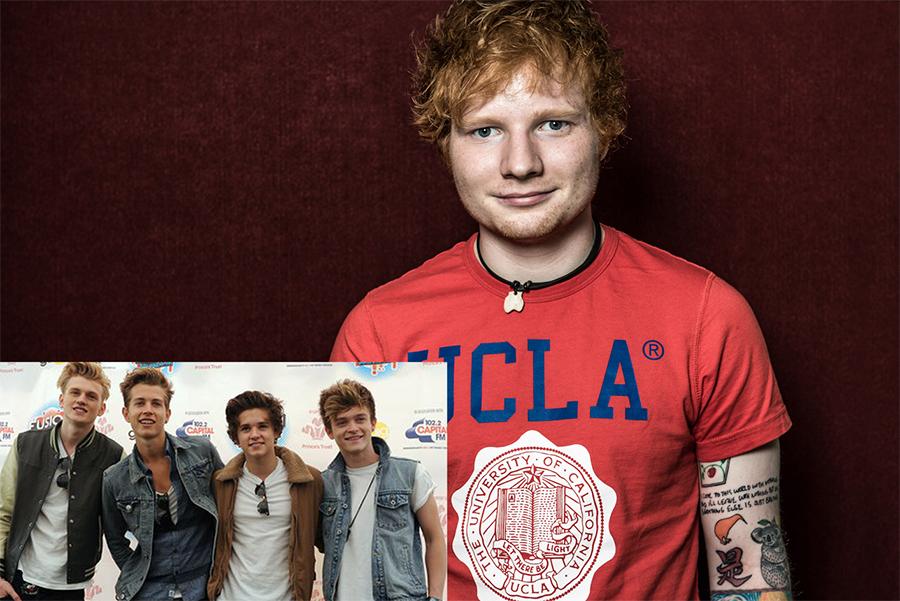 The Vamps, une future collaboration avec Ed Sheeran ?
