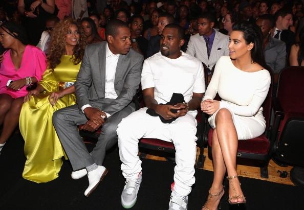 Kim Kardashian et Jay-Z s'ignorent dans un restaurant !