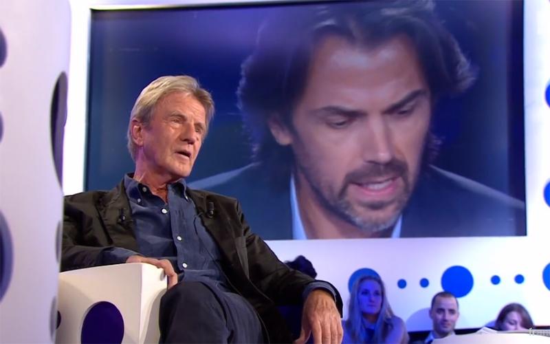 On n'est pas couché : Clash Aymeric Caron – Bernard Kouchner