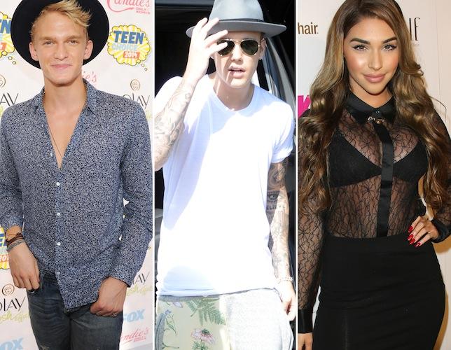 Cody Simpson en couple avec Chantel Jeffries ?