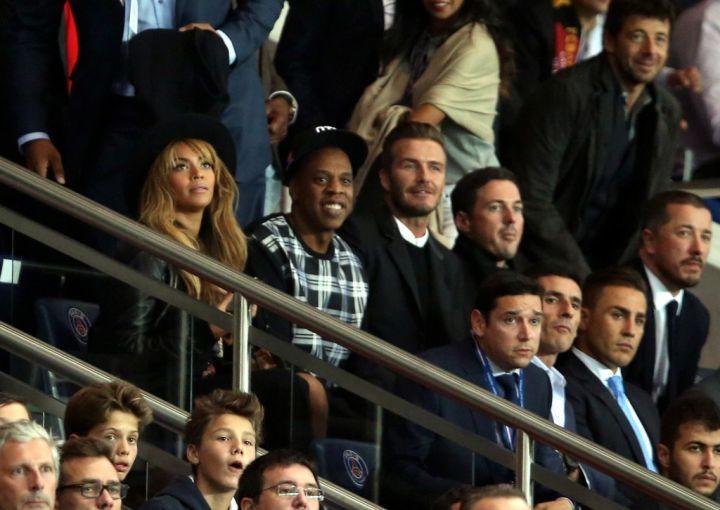 Jay-Z et David Beckham sont désormais très potes !