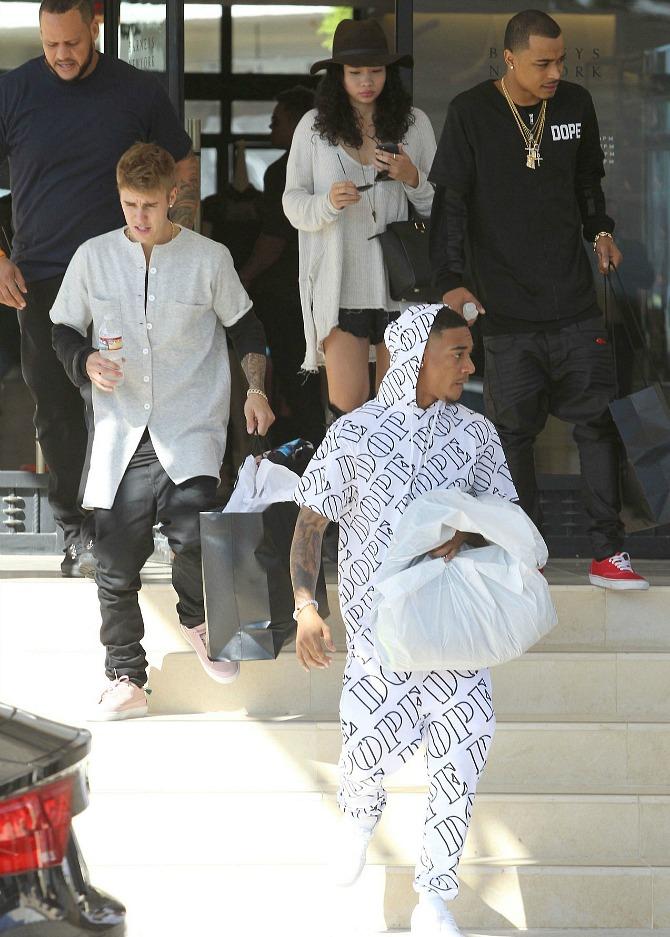 Justin Bieber de nouveau avec Ashley Moore ?