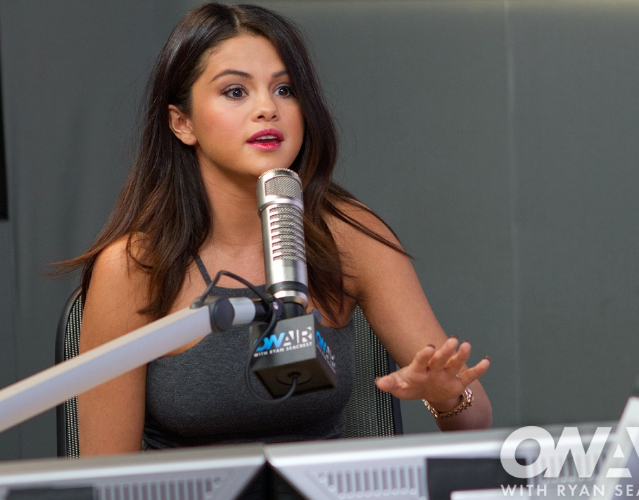 Selena Gomez « Je suis bouleversée quand Justin Bieber est contrarié. »