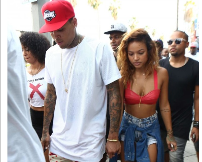 Chris Brown : Son cri de coeur à Karrueche Tran !
