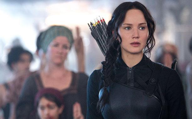 Jennifer Lawrence : Son nouveau single cartonne !