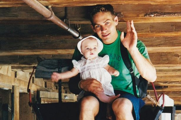 Paul Walker et sa fille Meadow
