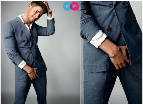 Nick Jonas GQ