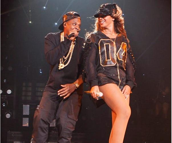 Beyoncé et Jay-Z nouvel album