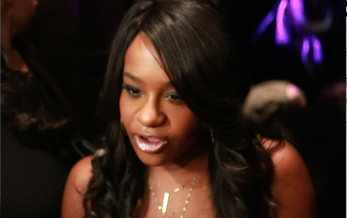 Bobbi Kristina, la fille de Whitney Houston dans le coma