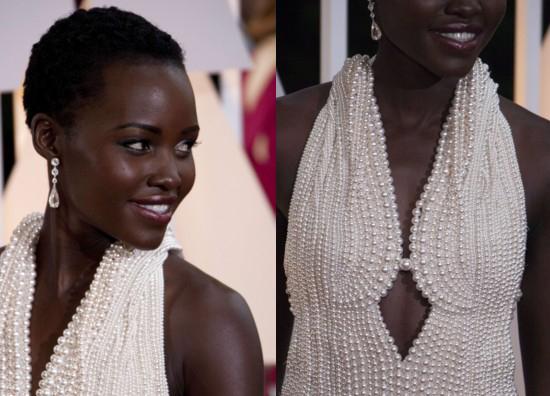 Oscars -Lupita Nyong'o, le voleur retourne la robe et dément le prix
