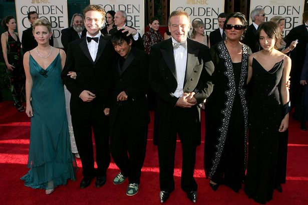 Robin Williams sa famille