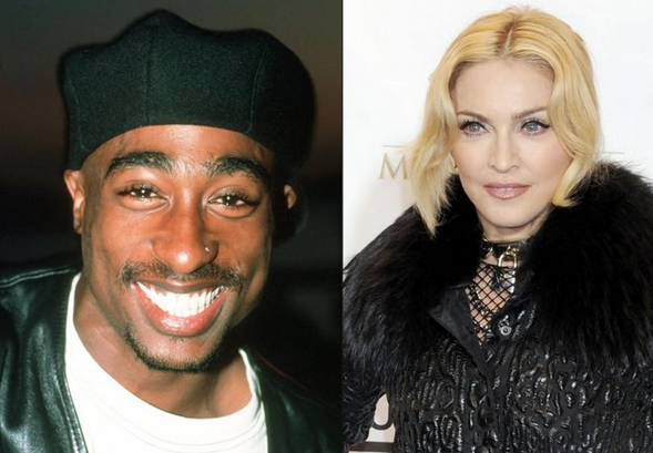 Madonna - Tupac