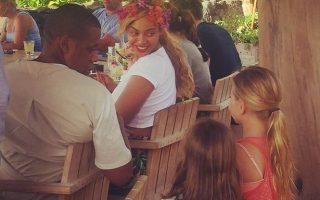 Beyonce et Jay Z en vacances à Hawaii