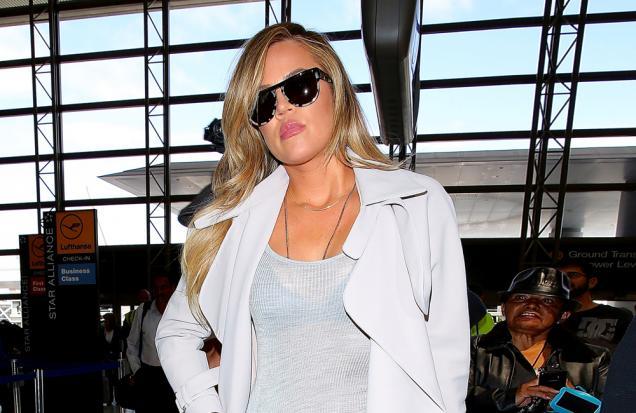 Khloe Kardashian n'a plus envie du sexe