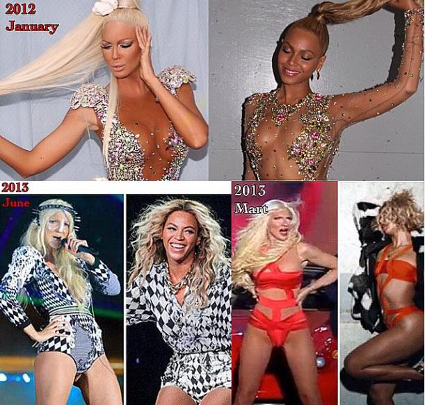 Jelena Karleusa accuse Beyoncé de l'avoir plagié