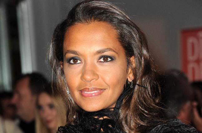 Karine Le Marchand a changé de nom pour réussir à la télé