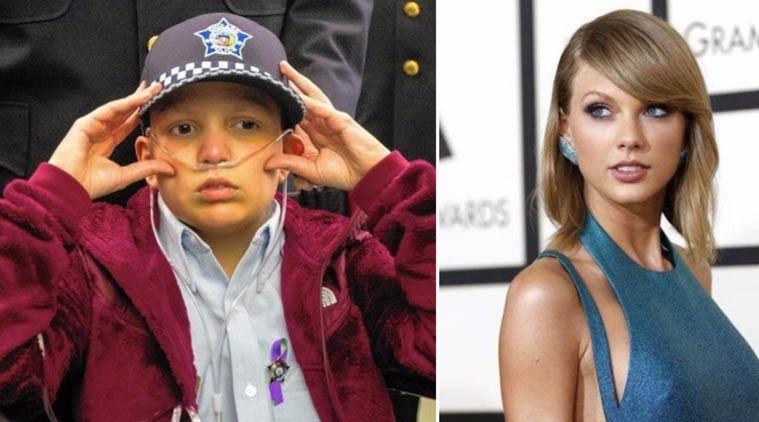 Fan de Taylor Swift, Emily Beazley (12 ans) décède d'un cancer !