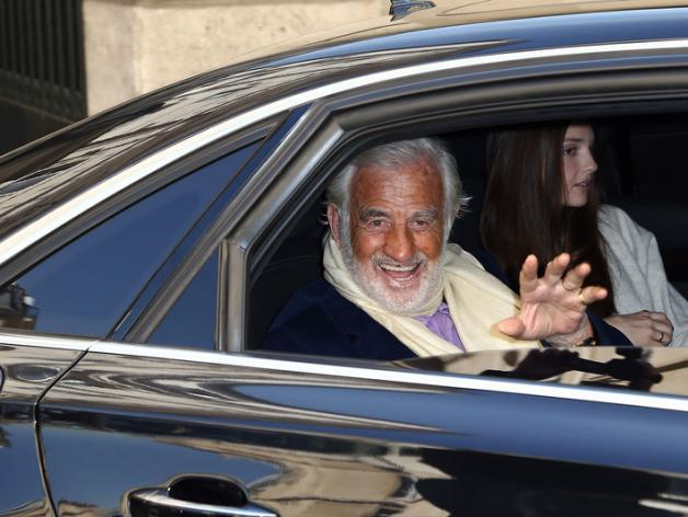 Jean-Paul-Belmondo fait un accident