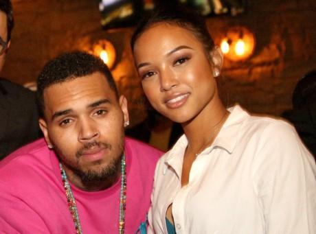 Karueche Tran et Chris Brown : C'est peut-être pas fini !